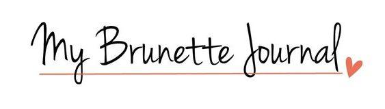 My Brunette Journal